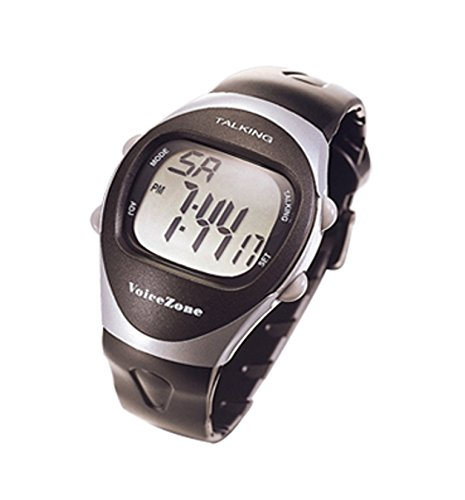 Mens Talking 4 Alarm Medical Watch by OVO