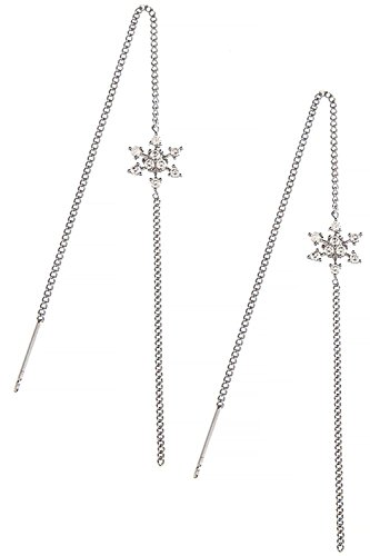 baubles-co-delicate-cz-snowflake-threader-earrings-silver