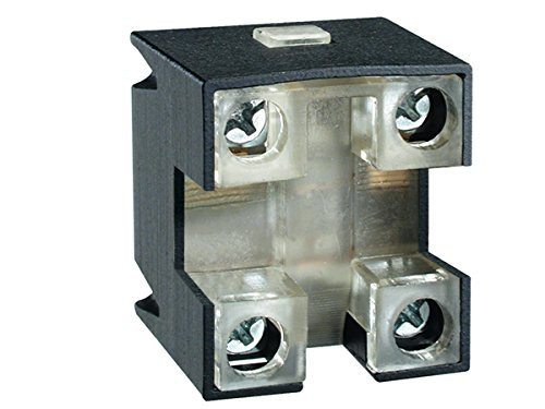 Lovato Electric KXBS11 Auxiliary Contact Block 1No + 1Nc Snap A