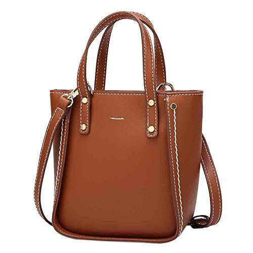 Shoulder Bag for Women Leather Bucket Messenger Change for sale  Delivered anywhere in USA