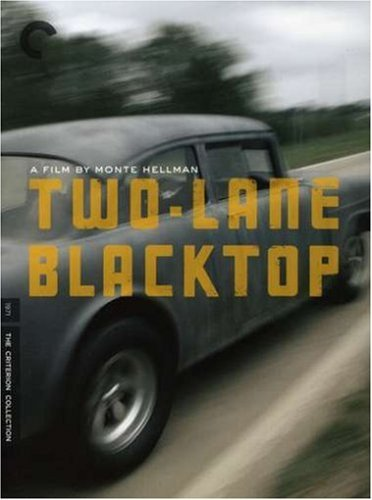 Criterion Collection: Two Lane Blacktop [DVD] [1971] [Region 1] [US Import] [NTSC] by James Taylor
