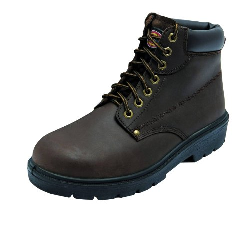 Dickies Antrim Super Safety Boot Black IQp5WT