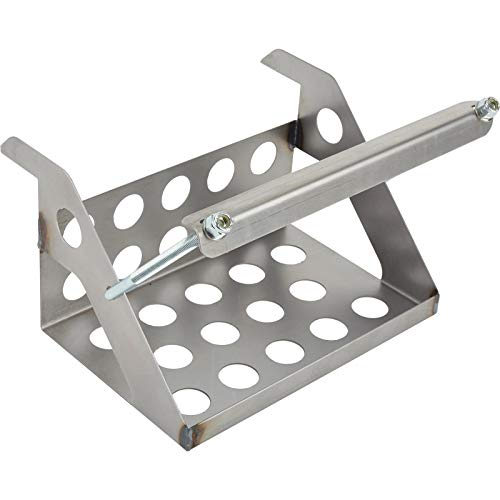Steel Weld-In Battery Mounting Box Tray ()