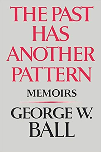 Image result for george ball the past has another pattern amazon