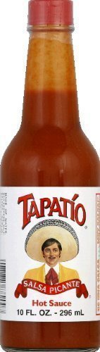 Tapatio Salsa Picante Hot Sauce, 10 oz. by Tapatio [Foods]