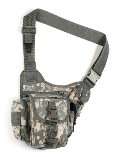 (Red Rock Outdoor Gear Sidekick Sling Bag (Small, ACU Camouflage))