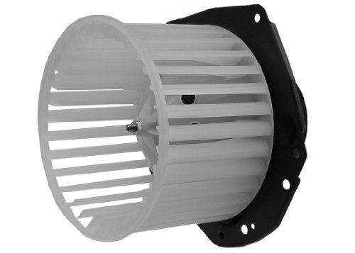 ACDelco 15-80213 GM Original Equipment Heating and Air Conditioning Blower Motor with Wheel ()