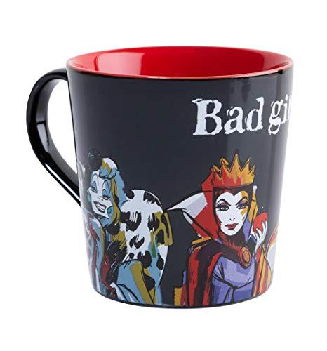Disney Villains Bad Girls Tapered Mug]()