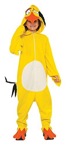 [Rubie's Costume Kids Angry Birds Movie Chuck Costume, Medium] (Pig Costume Amazon)