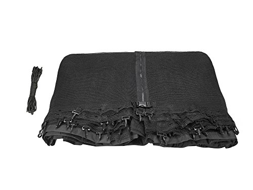 Trampoline Enclosure Net Fits For Bounce Pro Model # TR-1463A-ENC-WMC by Upper Bounce