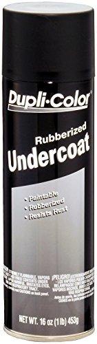 Dupli-Color UC101 Paintable Rubberized Undercoat - 16 oz. - 6 PACK by Dupli-Color (Image #1)