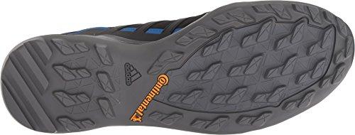 adidas outdoor Men's Terrex Swift R2 GTX¿ Black/Black/Bright Blue 6.5 D US by adidas outdoor (Image #2)