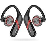 Wireless Earbuds, AMZLUV Bluetooth Headphones IPX7 Waterproof, 3D Stereo Sound Wireless Headphones, Sweatproof in Ear Earbuds Gym Running Workout Bluetooth Earphones, Built-in Microphone