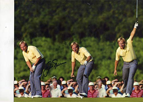 * JACK NICKLAUS * famous 17th hole putt