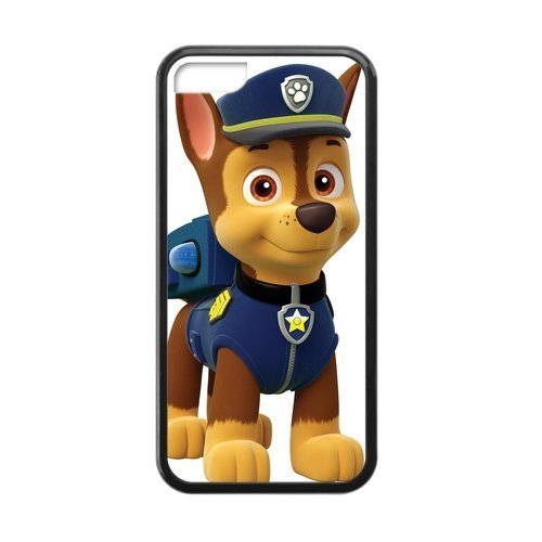 [iphone 5c case discount custom stylish Case for iphone 5C Apple paw patrol] (Costume Made At Home)