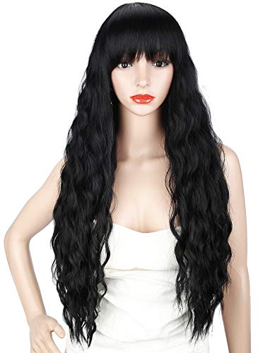 Kalyss Synthetic Natural Looking Hairpiece