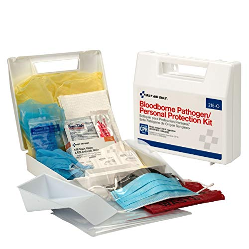 - BBP Spill Clean Up Kit with CPR Pack, Plastic Case | Bloodborne Pathogen (BBP) Spill Clean Up Kit & Personal Protection with CPR Pack, Plastic Case