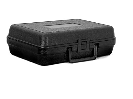 Cases By Source B1173 Blow Molded Empty Carry Case, 11 x 7 x