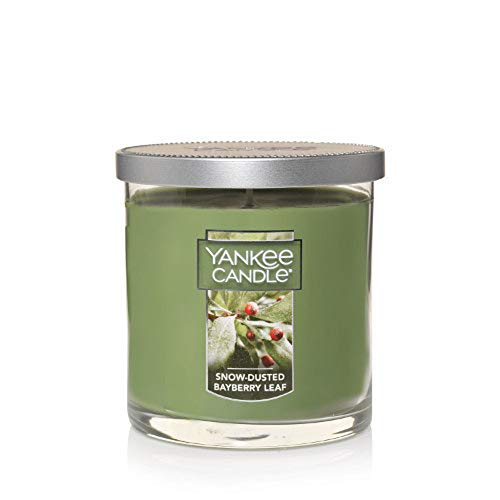 - Yankee Candle Snow-Dusted Bayberry Leaf