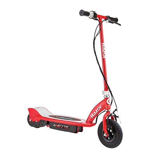 (Electric Razor Scooter-Red-E175-Outdoor Sporting Sporting Good)