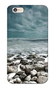 Summerlemond Case Cover Sea And Stones / Fashionable Case For Iphone 6