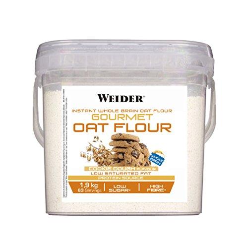 Weider Gourmet Oat Flour sabor Cookie Dough - 1,9 Kg: Amazon.es: Alimentación y bebidas