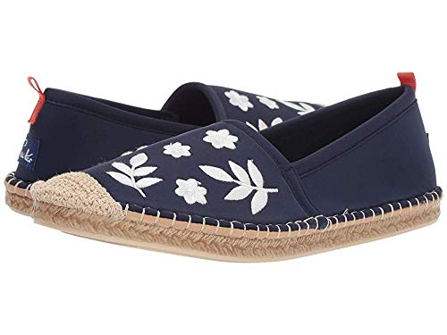 644791457c Sea Star Beachwear Women's Neoprene Beachcomber Espadrille Flat,  Water-Friendly and Quick Drying