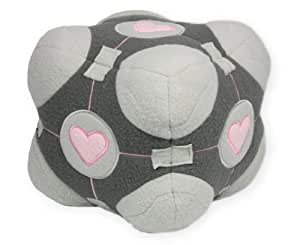 Official Valve Portal Weighted Companion Cube Plush
