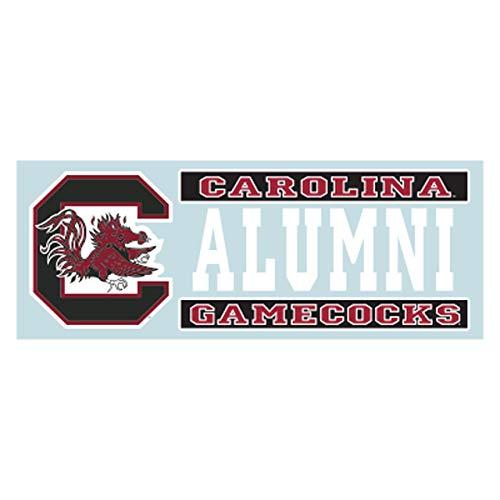 Craftique South Carolina Decal (C Gamecock Alumni Decal (6''), 6