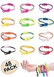 Toys : UpBrands Easter Basket Stuffers Fidget Toys Zipper Bracelets 7.5 Inches, Sensory Toys Bulk Set Neon Colors, Kit for Birthday, Party Favors for Kids, Easter Egg and Pinata Fillers