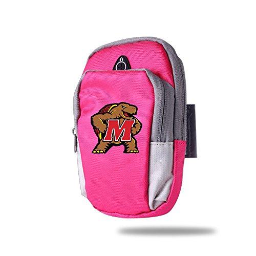 AWADER Multifunctional Bag University Of Maryland M Red