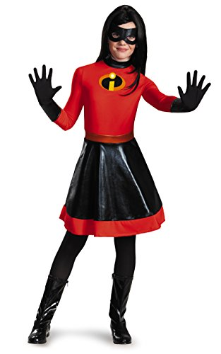 Violet Costumes Incredibles (86244 (7-8) Tween Violet Costume)