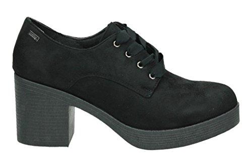 C35442 Antil 57561 Femme Richelieus Negro Noir MTNG 1pYqT