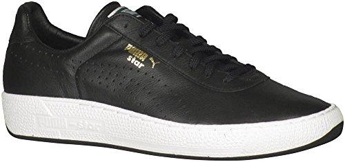 Puma Heren Star Sneaker Zwart / Wit