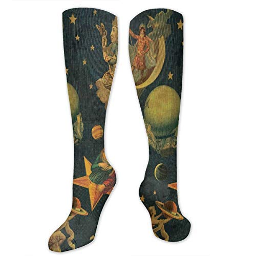 BeatriceBGault Smashing Pumpkins Stocking Man Womens Sports Knee Leg Warmer Crochet