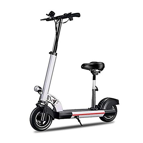 Z-HBMT Electric Scooters Adult Foldable,10 Inch 200 kg Max Load 50km/H, Lithium Battery 48V 23AH 100km Range,1000W Dual Motor Drive with Rechargeable Electric Scooter HD Display