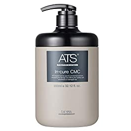 ATS Incure CMC, Damaged and Dry Hair, Mask, Conditioner 950ml, 32.12 fl.oz.