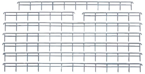 Faller 272404 Iron Railing 99.6cm N Scale Scenery and Accessories