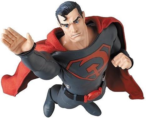 DC Comics - Figura de héroe de acción Real Red Son Superman