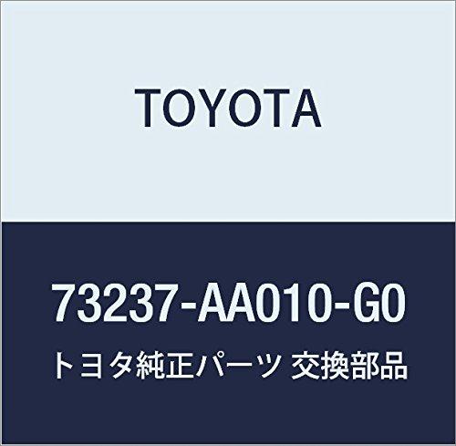 Toyota 73237-AA010-G0 Shoulder Belt Anchor Cover