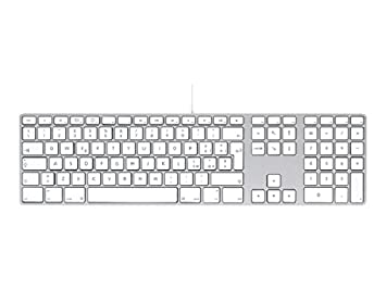 4f77880ed60 Apple MB110T/B PC/Mac, Keyboard: Amazon.co.uk: Computers & Accessories