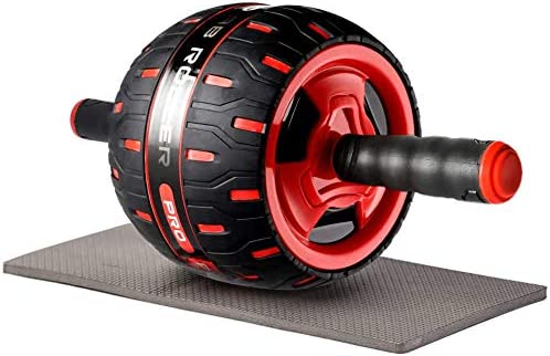 Ab Wheel Roller for Home Gym Ab Workout Equipment for Abdominal Exercise unhg Ab Roller for Abs Workout Ab Roller Wheel Exercise Equipment for Core Workout