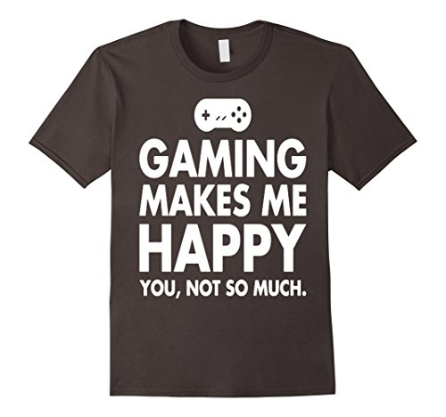 Gaming-Make-Me-Happy-You-Not-So-Much-T-shirt