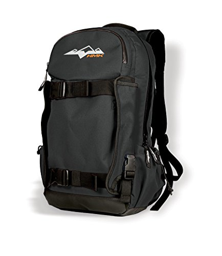 Cheap HMK (HM4PACK2B) Black Backcountry Pack 2 Bag