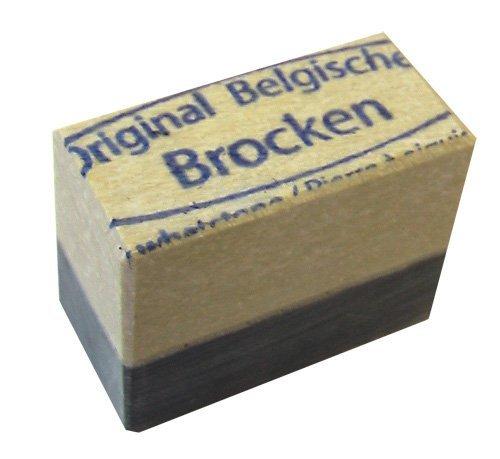 1 opinioni per Pietra per affilare belga passo rest pezzi Dimensioni: 3 x 1,5 cm