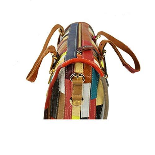 14cm 23cm mélangées Multicolore Couleurs pour 29cm Eysee femme mélangées Pochette Couleurs qv8wU68Z