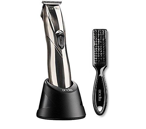 Andis Slimline Pro Li T-blade Trimmer (32400) W/OEM Andis Blade Brush