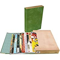 BCW Comic Book Stor Folio Art Book Green Album