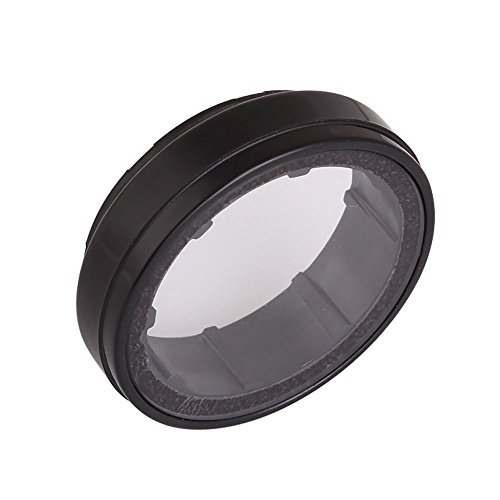 Camera UV Lens Protector Cap Kit for HD GoPro Hero 3 Hero 3+ Hero 4 4 Pack by HOLACA