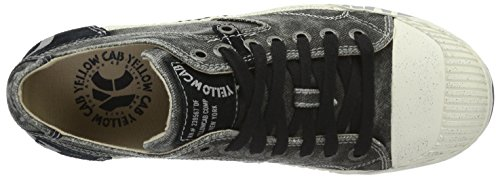 various colors ec18e 5fdbb Amazon.com | YELLOW CAB Mud M Men's Sneaker Black Y12013 ...